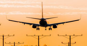 Airfares Rise Modestly